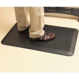 "NewLife™ Eco-Pro Anti Fatigue Mat, 24""x36"", Black"