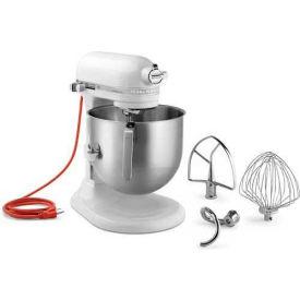 KitchenAid® KSM8990WH Commercial 8 Qt. Bowl Mixer, White