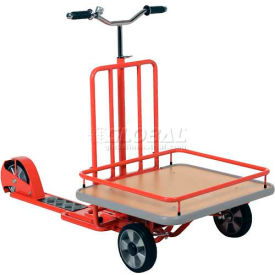 Industrial Platform Scooter SCOOT-DLX 330 Lb. Capacity