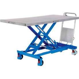 Vestil Hydraulic Elevating Cart CART-1000-LD 63 x 31 1000 Lb. Cap.