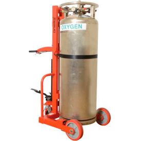 Wesco® Hydraulic Lift Liquid Cylinder Cart 240250 1000 Lb. Capacity
