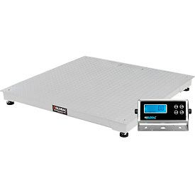 "Global Industrial™ Pallet Scale 48"" x 48"" 5000 lb x 1 lb"