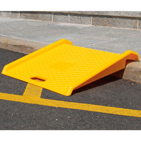 Best Value Plastic Hand Truck Curb Ramp 1000 Lb. Cap.
