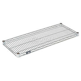 Chrome Wire Shelf 36x24 (400 lbs cap) 4/pc Carton- Pkg Qty 1