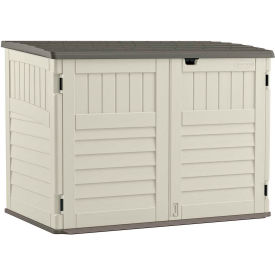Suncast® Horizontal And Vertical Storage Sheds