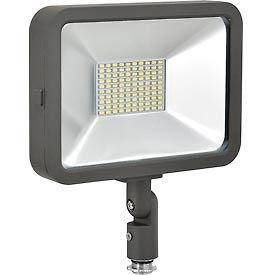 Lampe à faisceau large à DELGlobal™,50 W, 4500 lumens, 5000 K, avec joint articulé