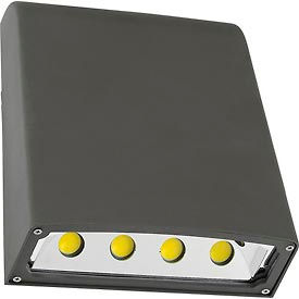 Global™ LED Low Profile Wall Pack - Full Cut-off, 100w, 10500 Lumens, 5000K