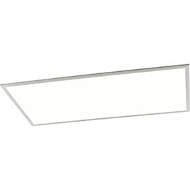 Global™ LED Panel Light, 2'x4', 50W, white frame, 5000 lumens, 5000K, 0-10V Dimming, DLC 4.0