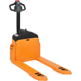 Global Industrial™ Self-Propelled Electric Pallet Jack Truck 3300 Lb. Cap. (2) 60AH Batteries