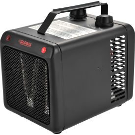 Portable Heater With Adjustable Thermostat 1500/1000W Steel