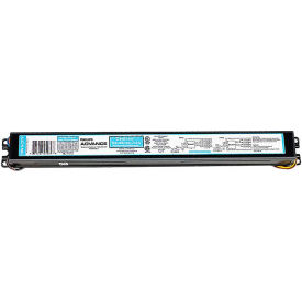 Philips Advance ICN4S54-90-C-LSG Elect. Ballast, 4- 54W T5HO Lamps, Programmed Start,1.0 BF, 120-277