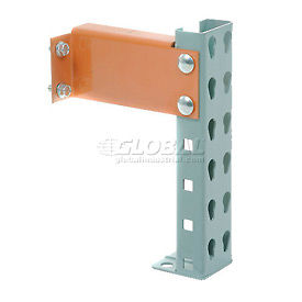 "12""D Wall Bracket Interlake Mecalux Pallet Rack"