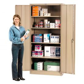Easy To Assemble Storage Cabinet 36