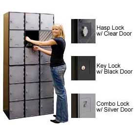 Modular Box Lockers