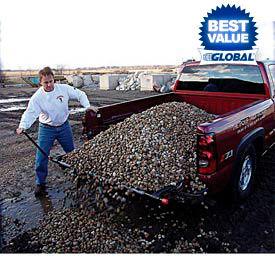 Loadhandler® Pickup Truck Cargo Unloaders