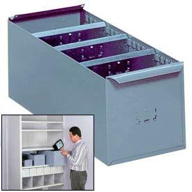 Lyon® Heavy Duty Steel Shelf Boxes