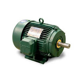 Leeson High Efficiency General Purpose Motors, 3-Phase, TEFC