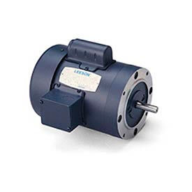 Leeson Single Phase General Purpose Motors, Totally Enclosed