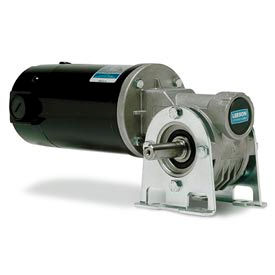 Leeson Right-Angle DC Gearmotors