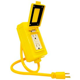Portable Ground Fault Circuit Interrupters (GFCI)
