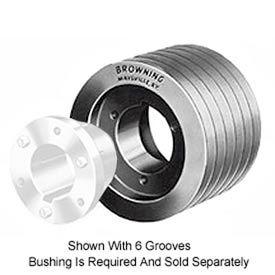 Multiple Split Taper Sheaves, 5 to 10 Grooves, Use C Belts