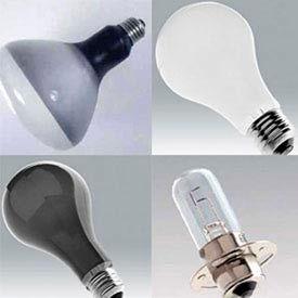 Photo Flood Incandescent Lamps