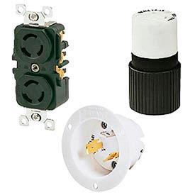 Bryant® Tech-Spec® 3-Pole 3-Wire Locking Devices