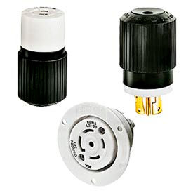 Bryant® Tech-Spec® 4-Pole 5-Wire Locking Devices