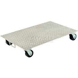 Vestil Solid Aluminum Deck Dollies