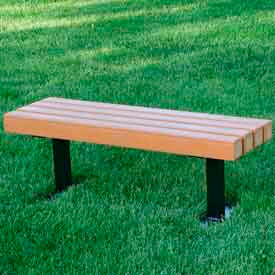 Plastic/Recycled Plastic Flat Benches