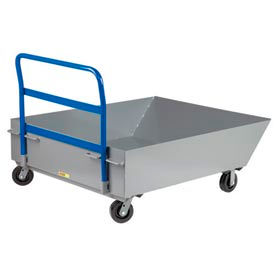 Little Giant® Low-Profile Front-Load Hopper Truck