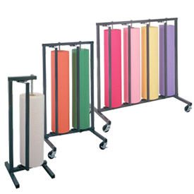 Wall Rack & Horizontal/Vertical Paper Roll Rack Cutters