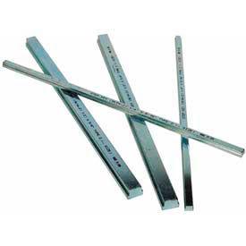 Steel Rectangular Step Keystock