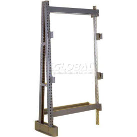 Equipto - Heavy Duty Reel Racks 12' High