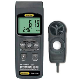 General Tools Enviroment Meters