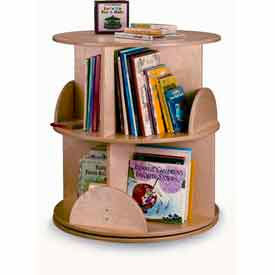 Book Displays, Storage & Organization