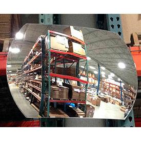Roundtangular Convex Mirrors