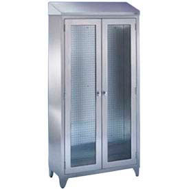 Blickman Walter Pegboard Medical Cabinets
