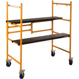 Metaltech MINI™ Folding Scaffold Step Ladder