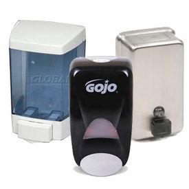 Wall Mount Manual Soap Dispensers
