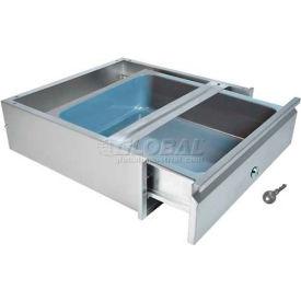 5 Inch Backsplash - Stainless Steel Work Table