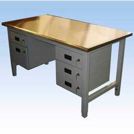 Stainless Steel Adjustable Workbench