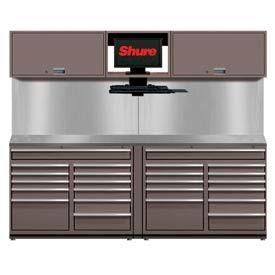 ShureTech® Bench Systems