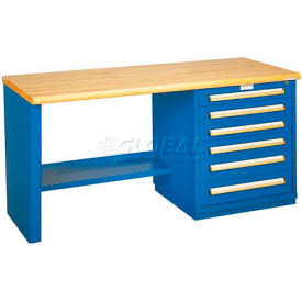 Pedestal Benches