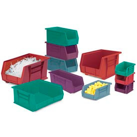 Akro Mils Hanging & Stacking Specialty Color Bins