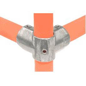 """Kee Safety - L21-8 - Kee Klamp Two Socket Tee 90°, 1-1/2"""" Dia."""