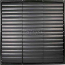 Shutters for Agricultural Exhaust Fans