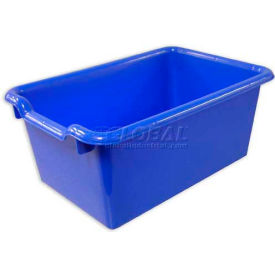 Cubby Scoop Front Storage Tubs