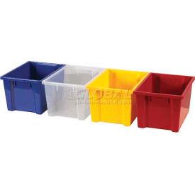 Plastic Storage Tubs