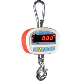 Adam Equipment SHS100a Digital Crane Scale 110lb x 0.02lb W/ Hook, Remote Control